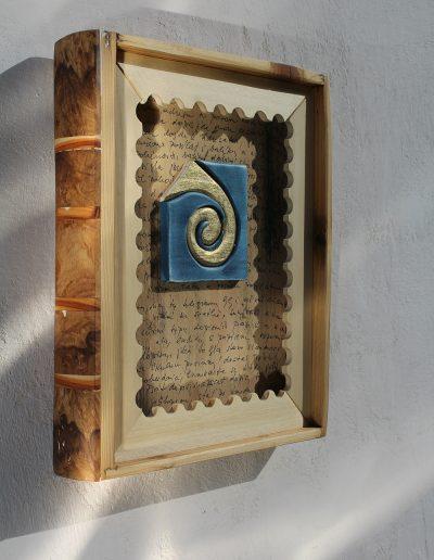 kniha poštovní