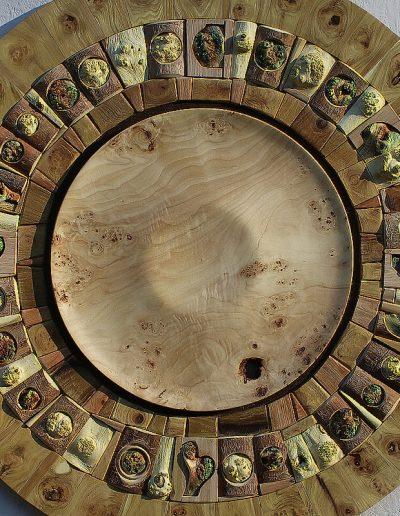 Pocta pro dřevěnou mísu