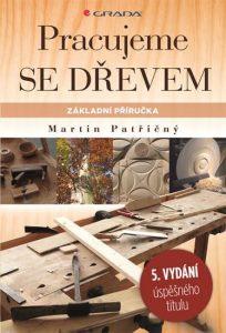 Kniha obal Pracujeme s dřevem