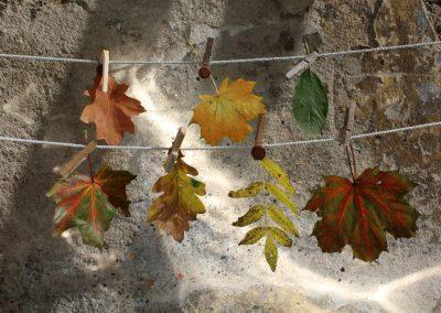 Prádlo podzimní