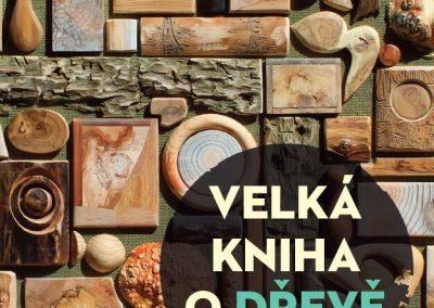Obal knihy Velká kniha o dřevě