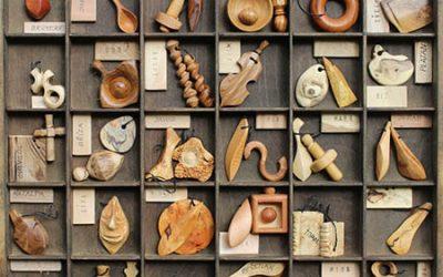 Zámek Kačina: Příběh dřeva