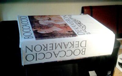 Protimorové čtení aneb knihy a zase knihy!